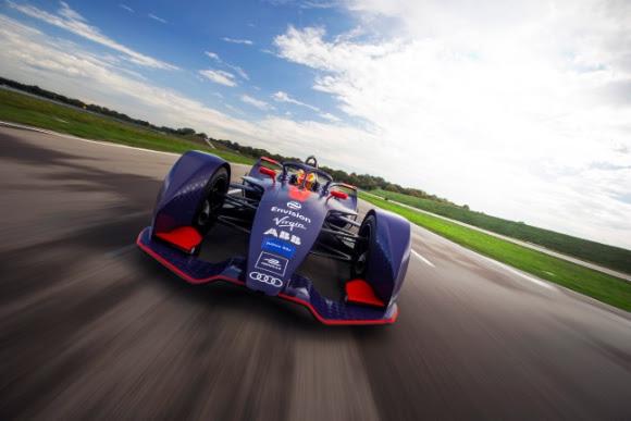 Envision Virgin Racing Formula E Team