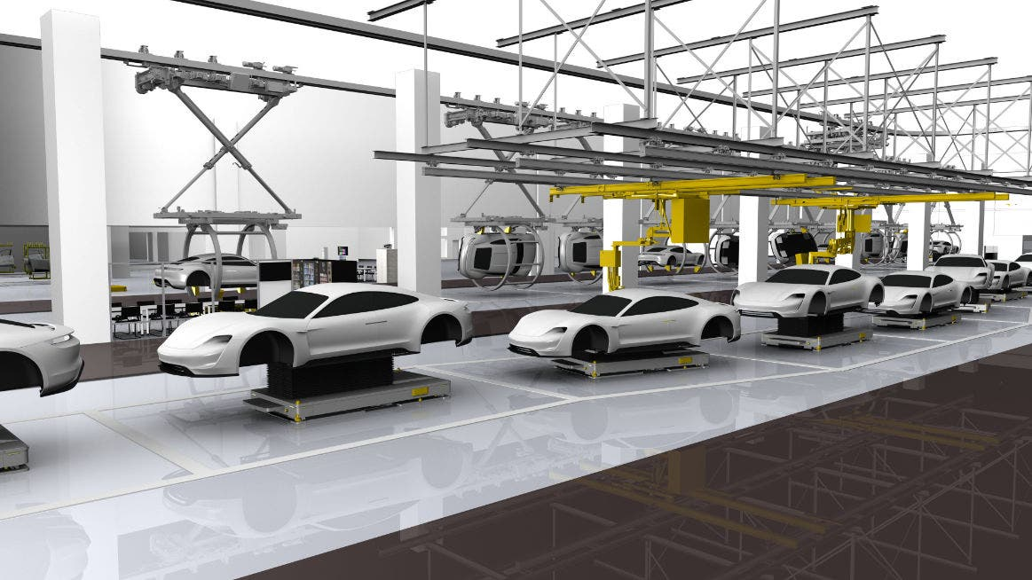 Is The Electric Porsche Taycan First Real Proof Finally Serious About Cars