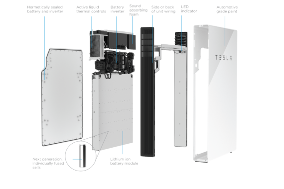 Hot  Tesla Powerwall To Get New Features  Higher Prices
