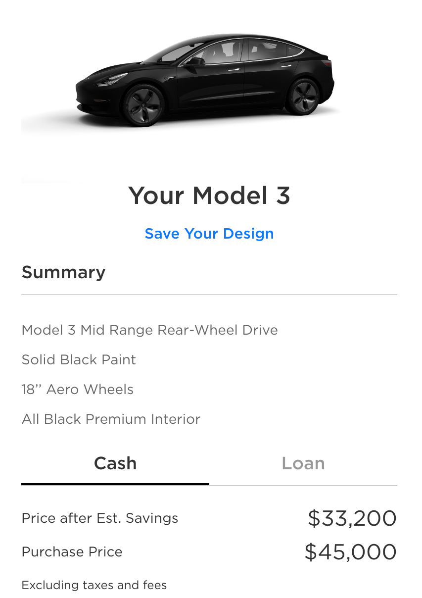 Tesla Model 3 Mid Range Unexpected New Option Now Available Hot