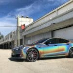 "For Tesla Wraps & Mods, Mike ""Mojo"" Mogilewski Is The King"