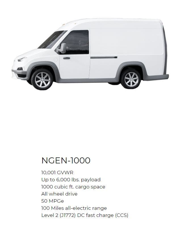 fd85e56132 We Talk To Workhorse About The N-Gen AWD Electric Delivery Van ...