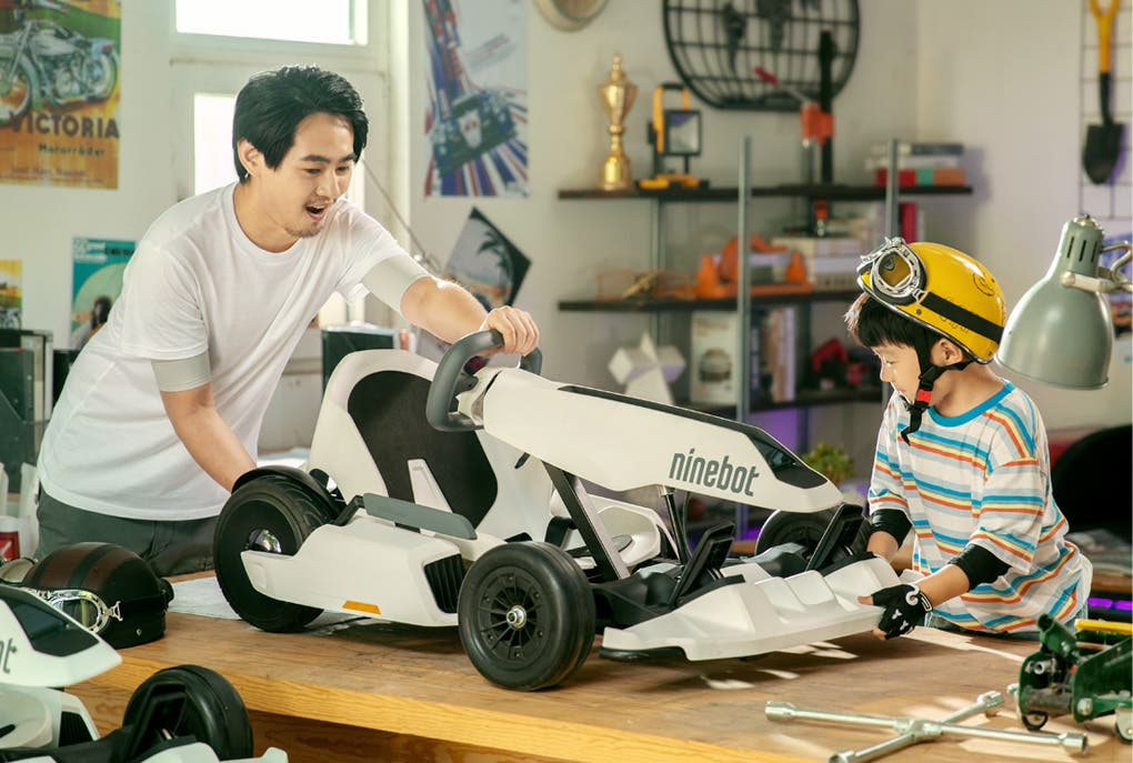 That Additional Functionality Can Be Had Today Including The Ninebot By Segway Minipro320 On Ingogo Campaign For Gokart What Feels Like A