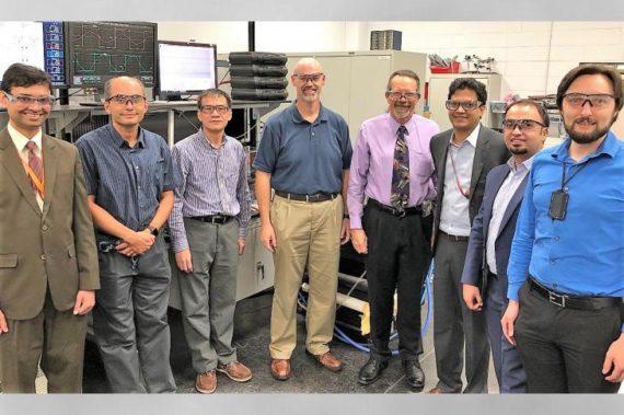 Oak Ridge Research Team