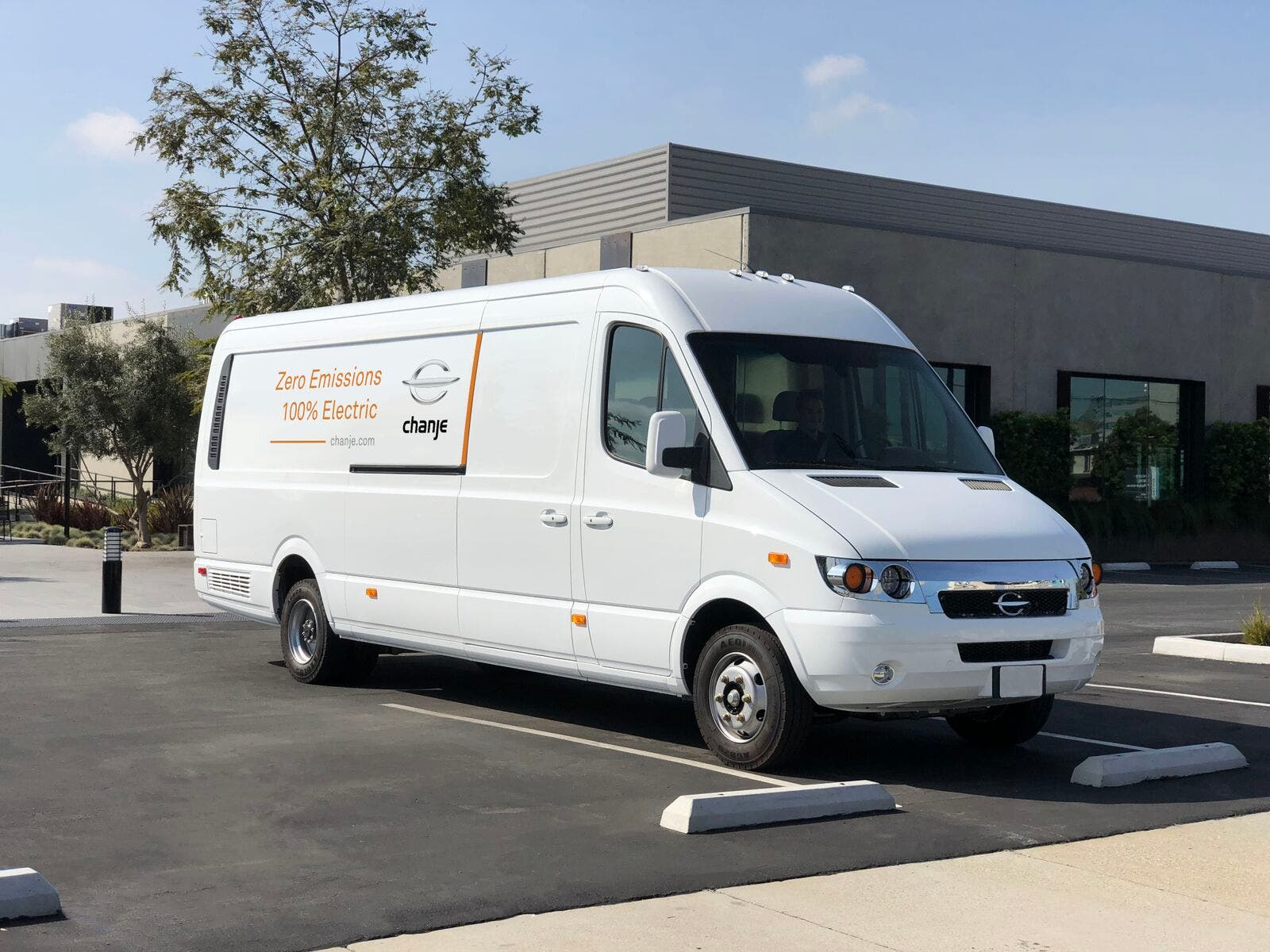 Electric Delivery Vans Coming From Chanje, Tesla, Workhorse, DHL