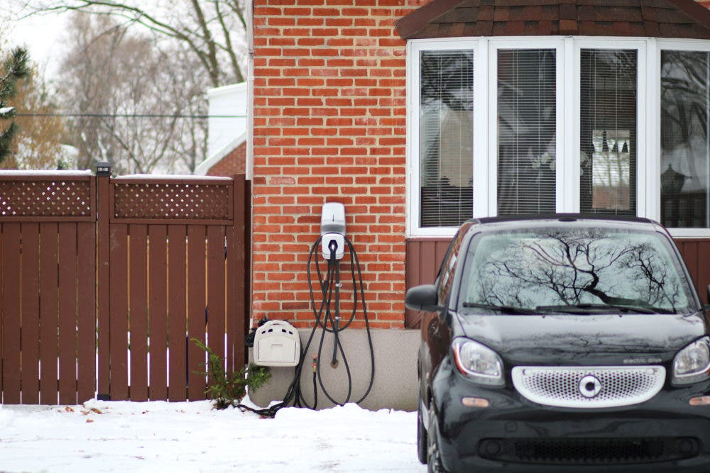 Are You Ready For Winter Ev Charging