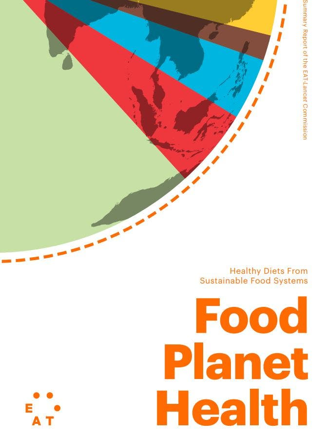 Food in the Anthropocene