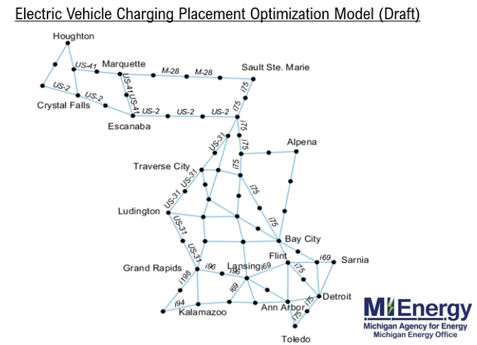 Take Part In Shaping Michigan's Electric Vehicle Charging Stations Roadmap