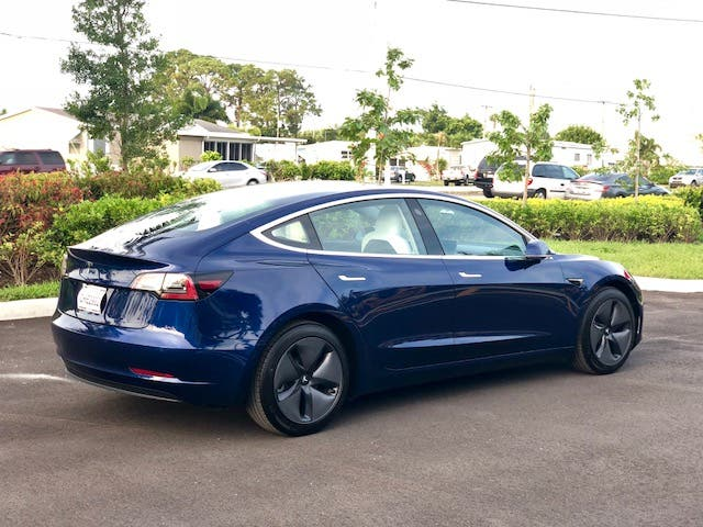 Tesla Shuttle Launches In Southeast Florida Miami Ft