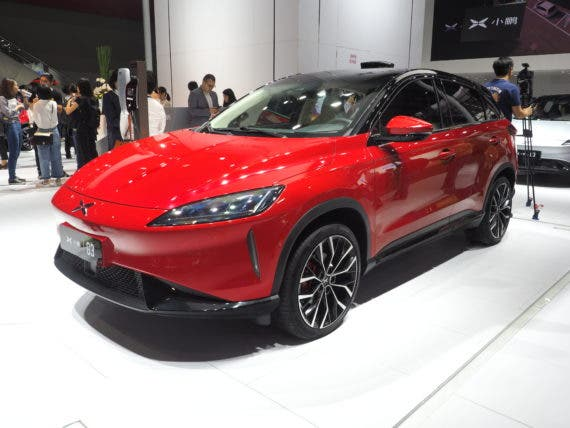 Innovative Xpeng G3 Electric SUV Goes On Sale In China | CleanTechnica