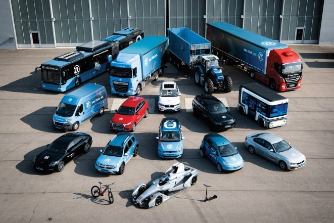ZF Embraces An Open Culture Clean Mobility Future