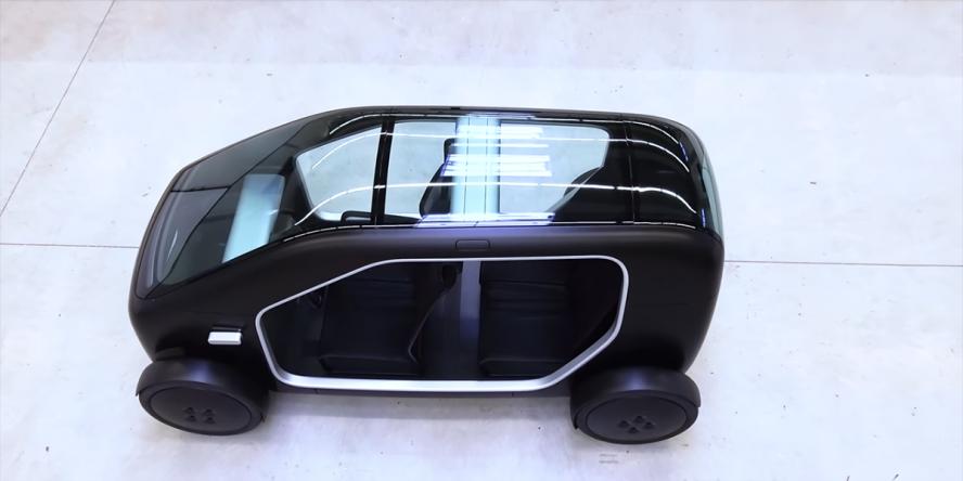 Biomega electric car