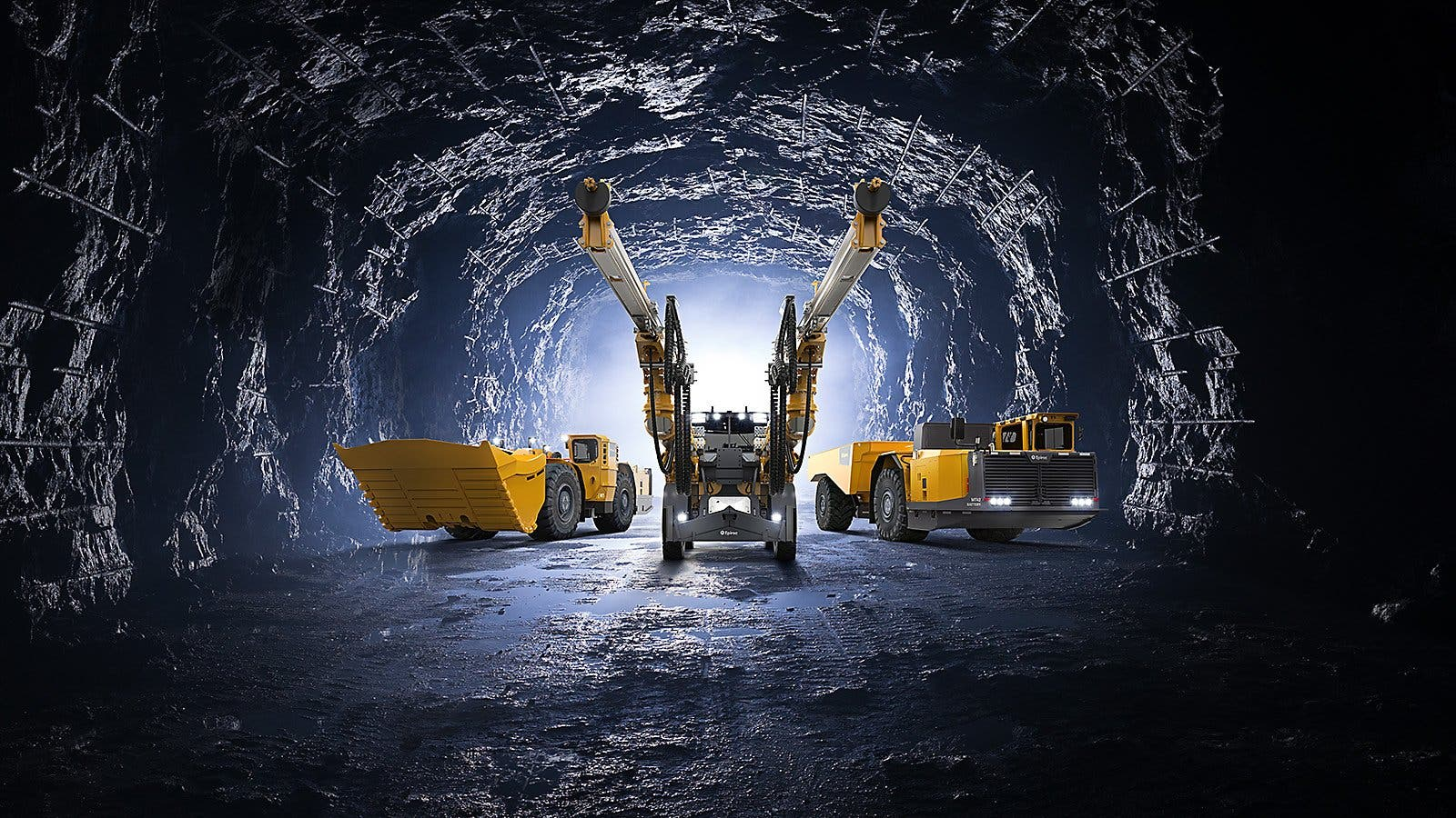 Swedish Mining Equipment Manufacturer Will Be 100% Electric