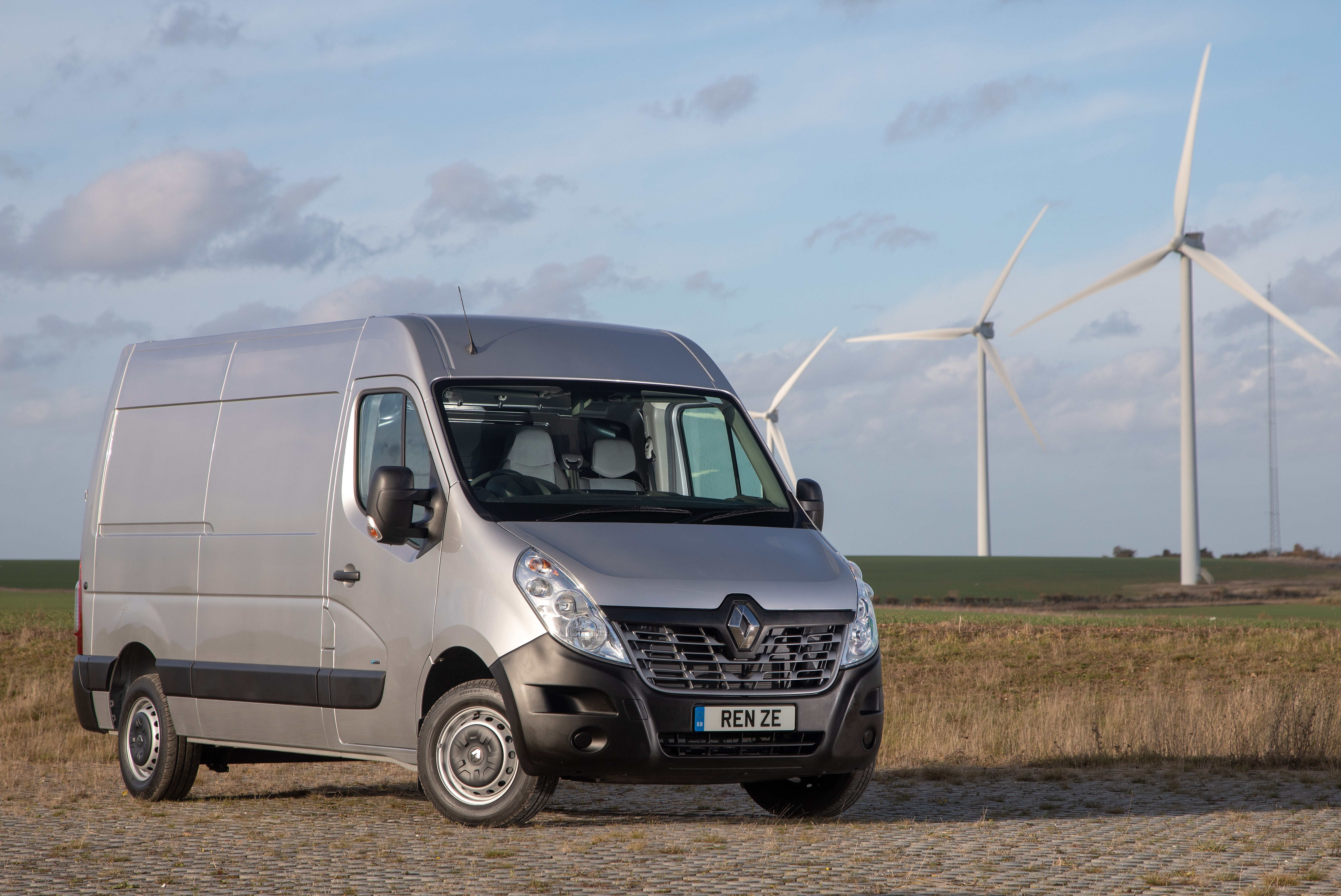 30da3249ae Renault has announced pricing alongside the detailed specs of its fully  electric Master Z.E. commercial van series. The updates are sure to spark  interest ...