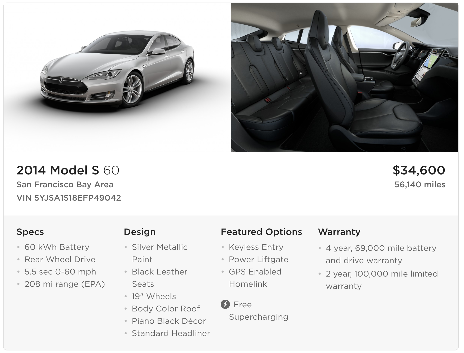 Tesla Has Offered Up The Option Of Used Teslas As A Way For Those Who Can T Wait Standard Range Model 3 To Get Into In Days Rather Than