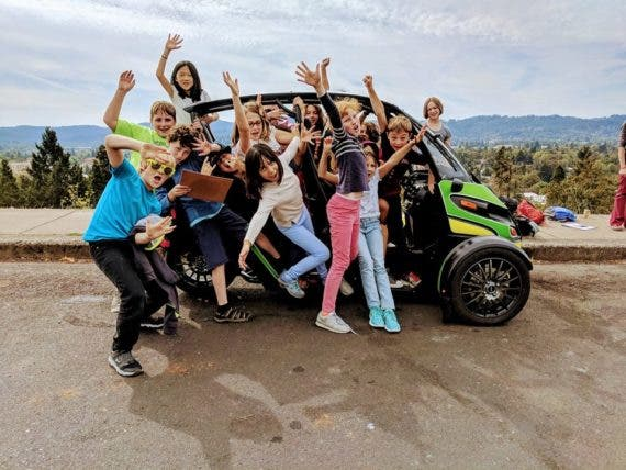 Arcimoto FUV Secures $4.5 Million
