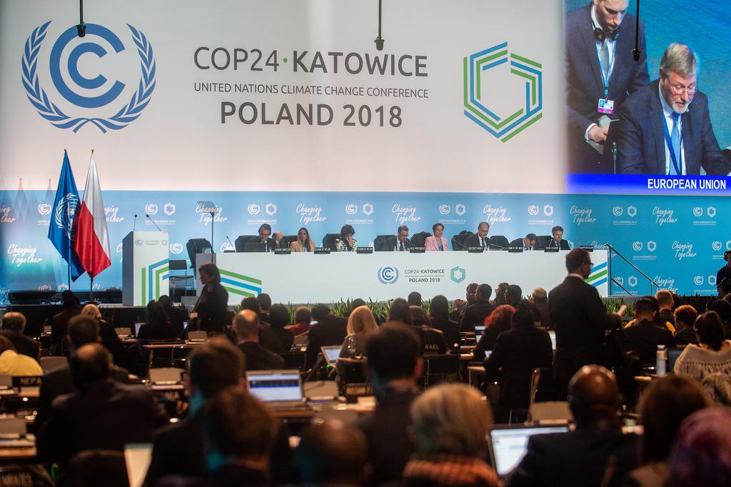COP 24 Katowice Poland