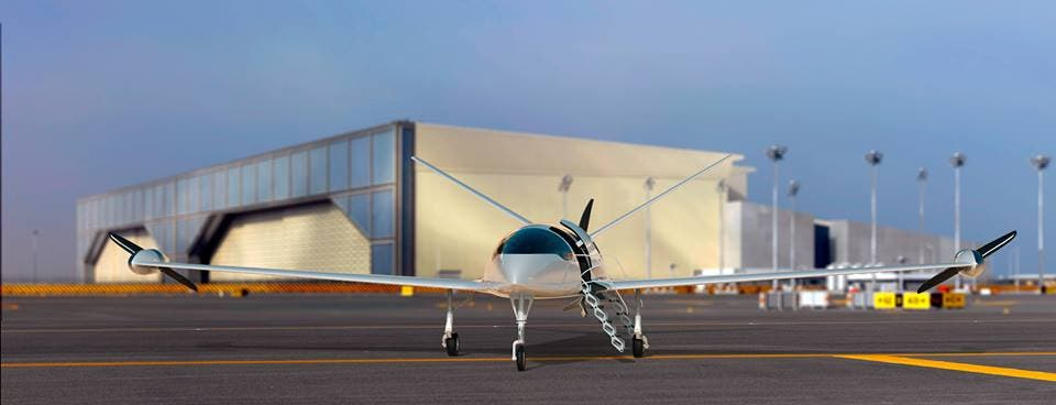 Evition Aircraft Embry Riddle