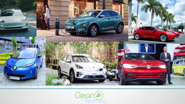 Why Europe Beats Usa Again In Electric Car Sales Cleantechnica