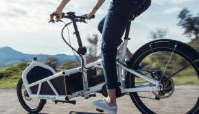 Riese and Muller cargo e-bike image courtesy Riese and Muller
