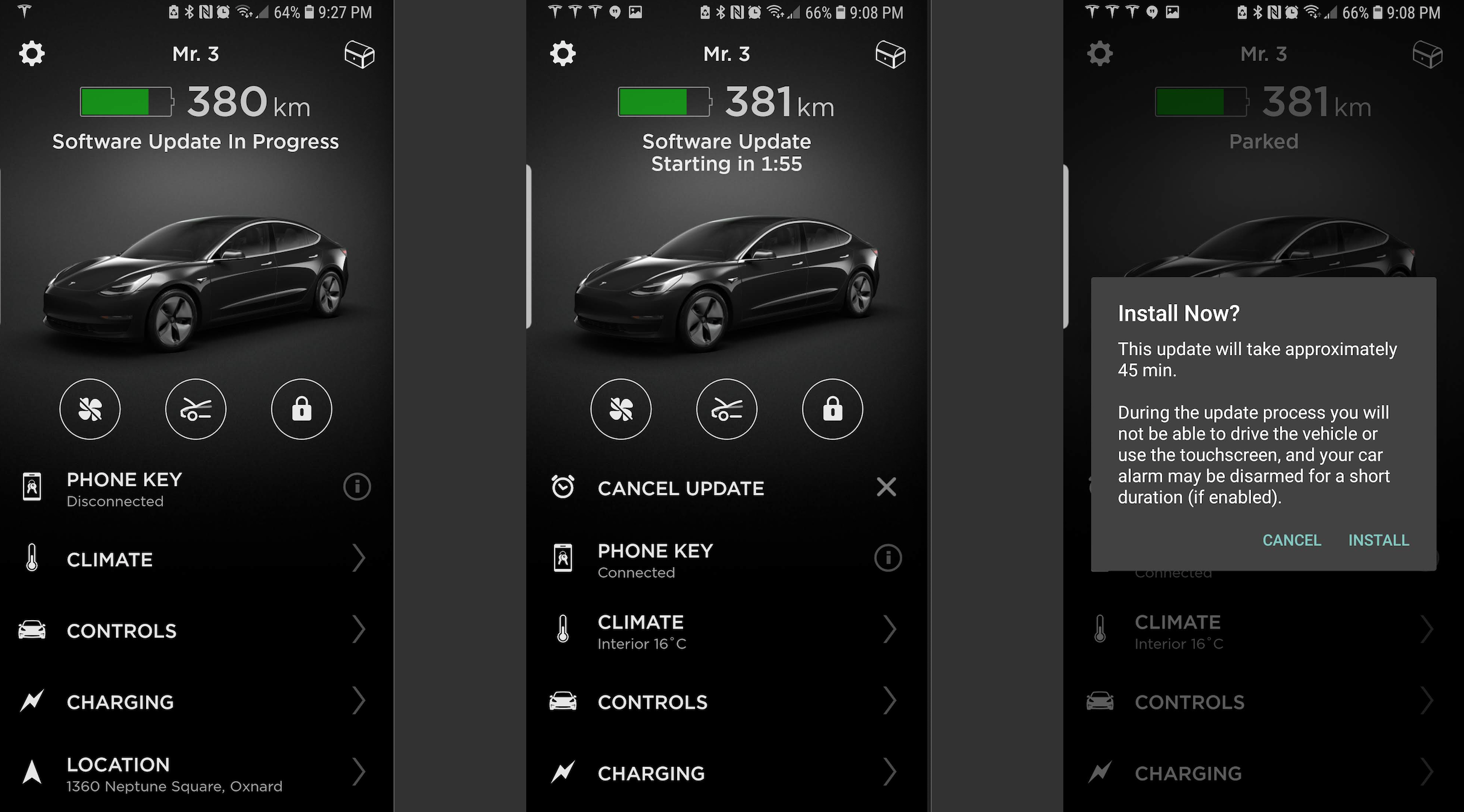 Tesla Owners Can Soon Request Service From The Tesla App