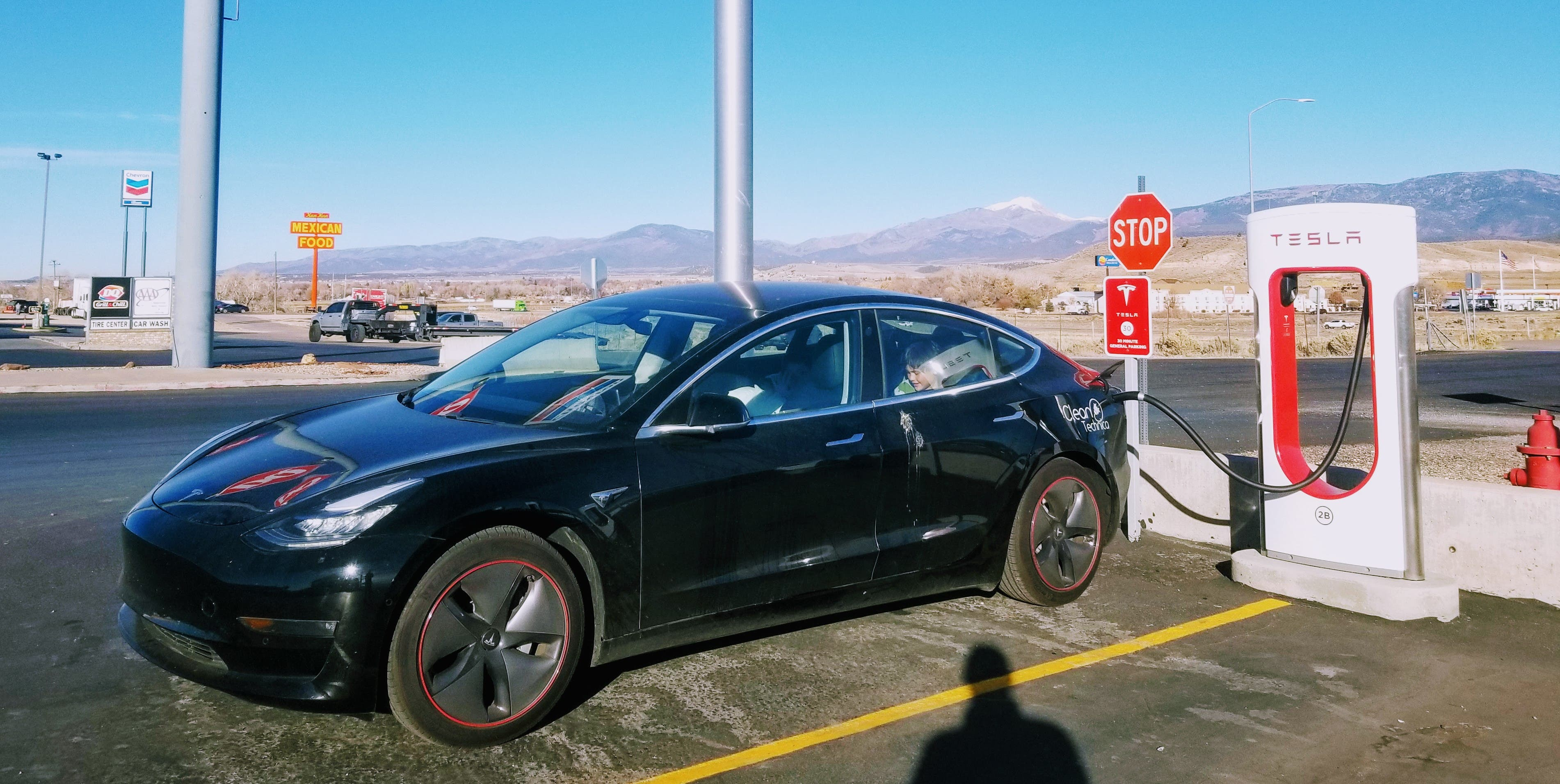 How Tesla Model 3 Compares To Tesla Model S On 2,400 Mile