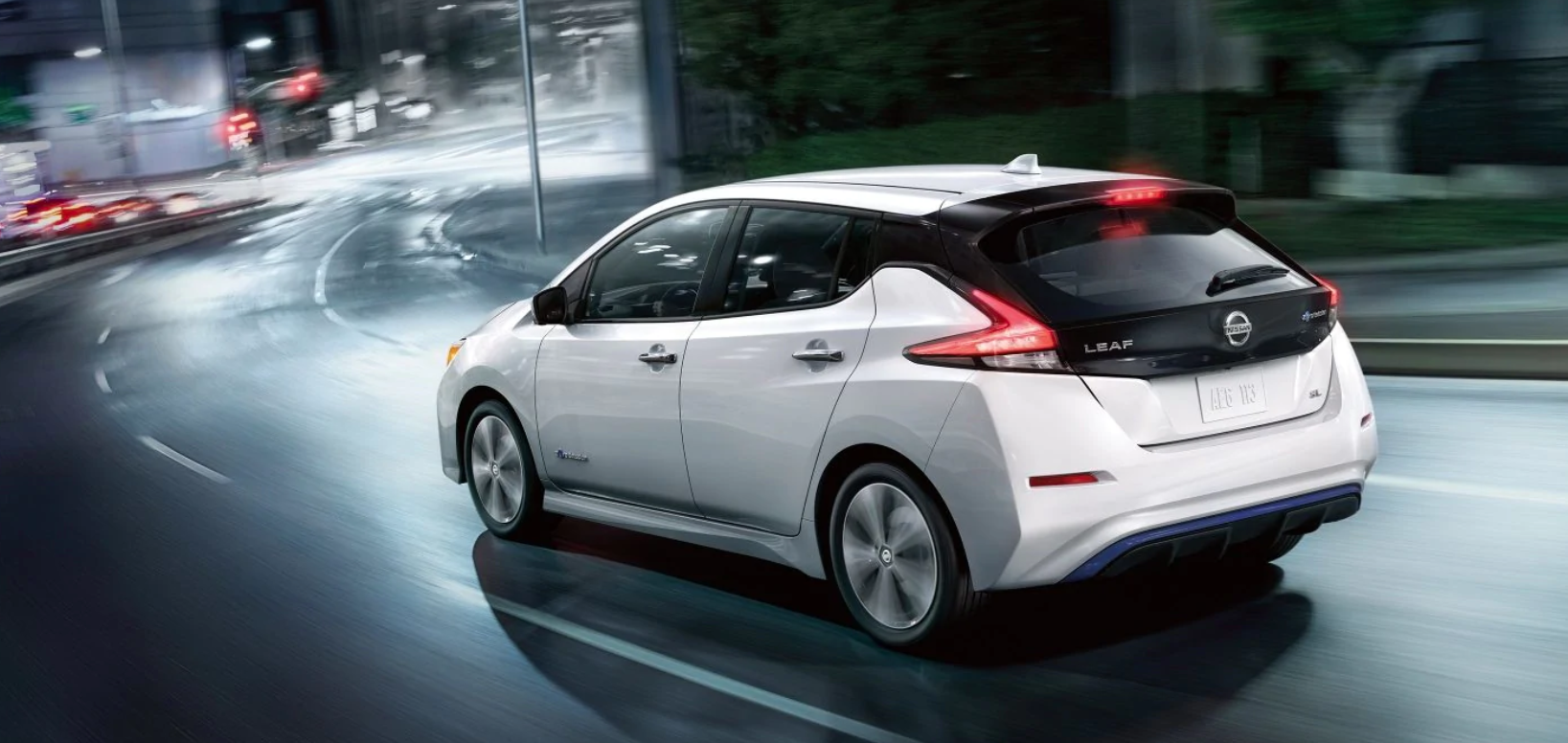 Nissan LEAF #Rapidgate Mostly Solved By Software Update ...