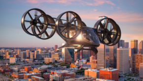 Bell Nexus eVTOL Air Taxi