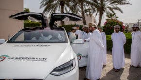 Is Oman ready to make the transition to smart, electric, low-carbon mobility?
