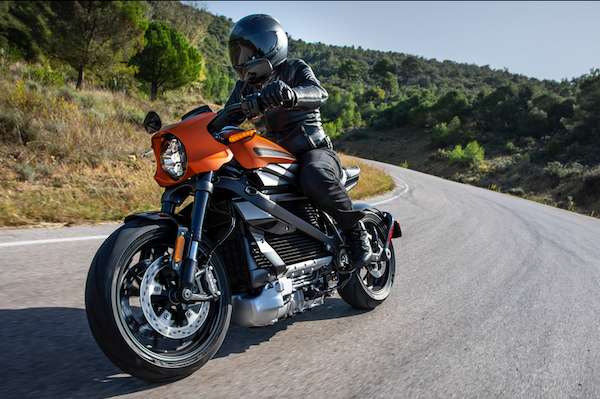 Hot Hot Hot Harley Davidson Debuts New Livewire Concept Electric