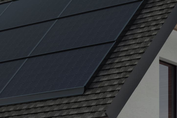 Solar Shingles For Sale >> Solar Roofing Is The Focus Of Standard Industries New Gaf Energy