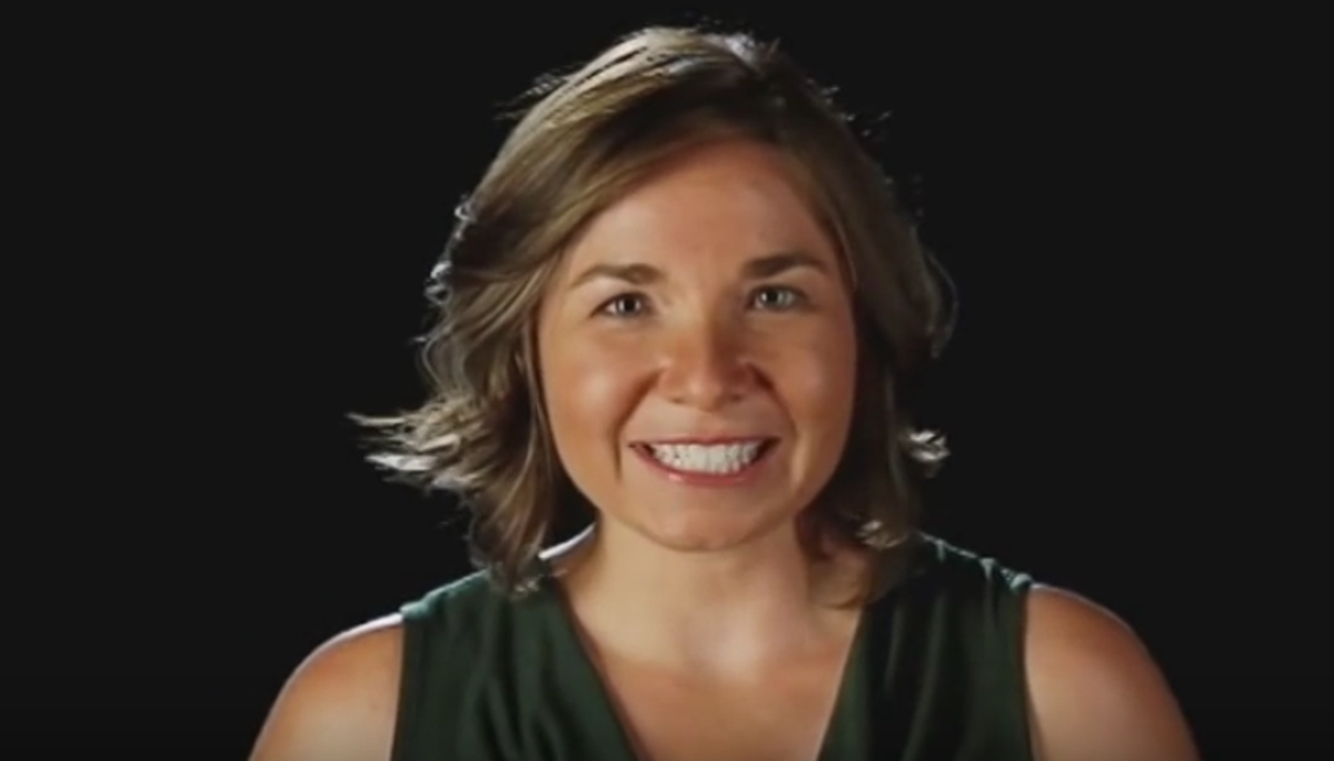 Katharine Hayhoe Talks About Why Climate Change Is Real & Why She Still Has  Hope