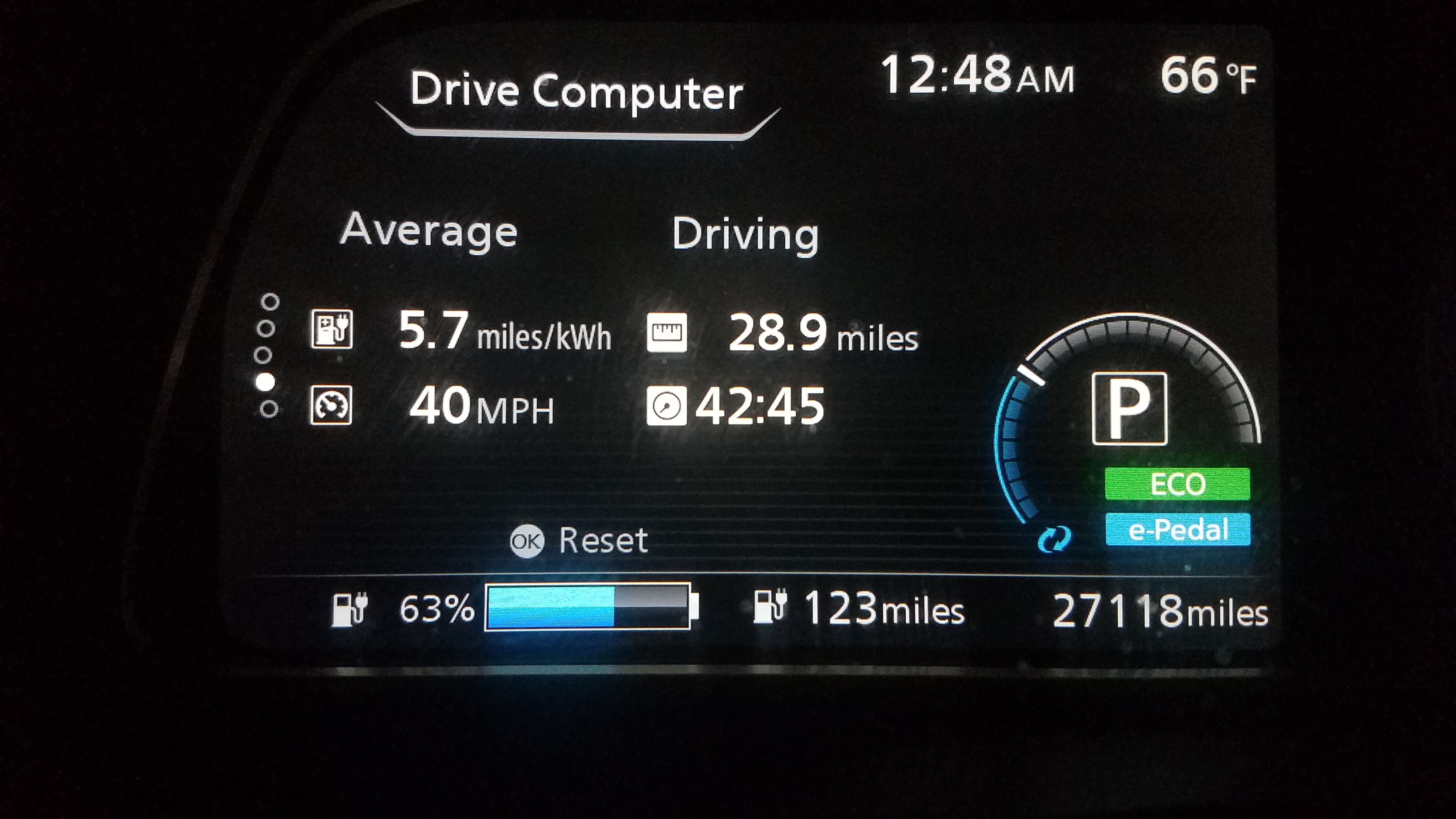 40,000 Miles With The 2018 Nissan LEAF | CleanTechnica