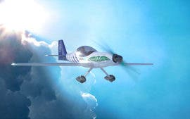 Rolls-Royce Wants To Build the World's Fastest Electric Airplane