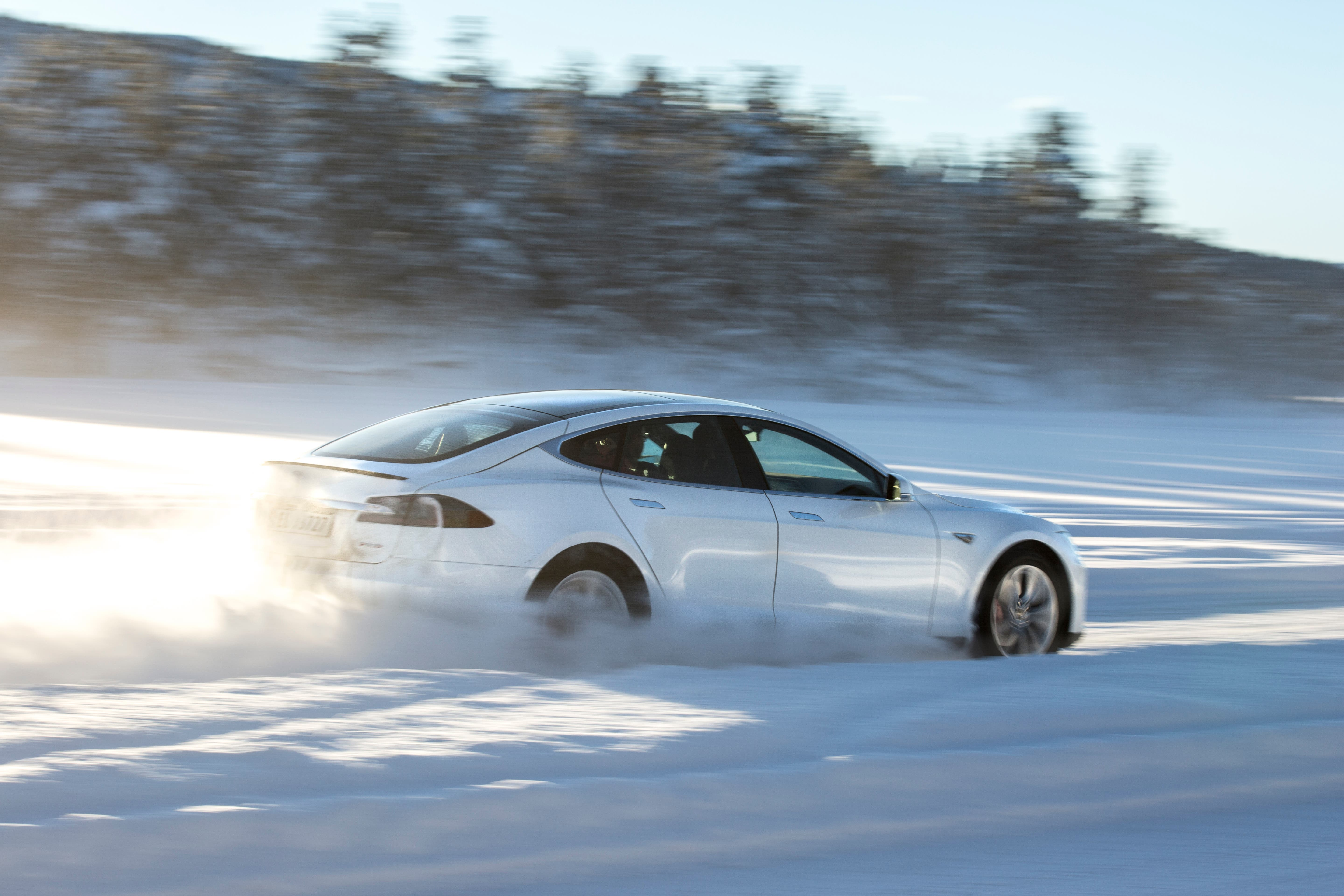 Yes, Electric Vehicles Work In Winter — Better Than Gas Cars!