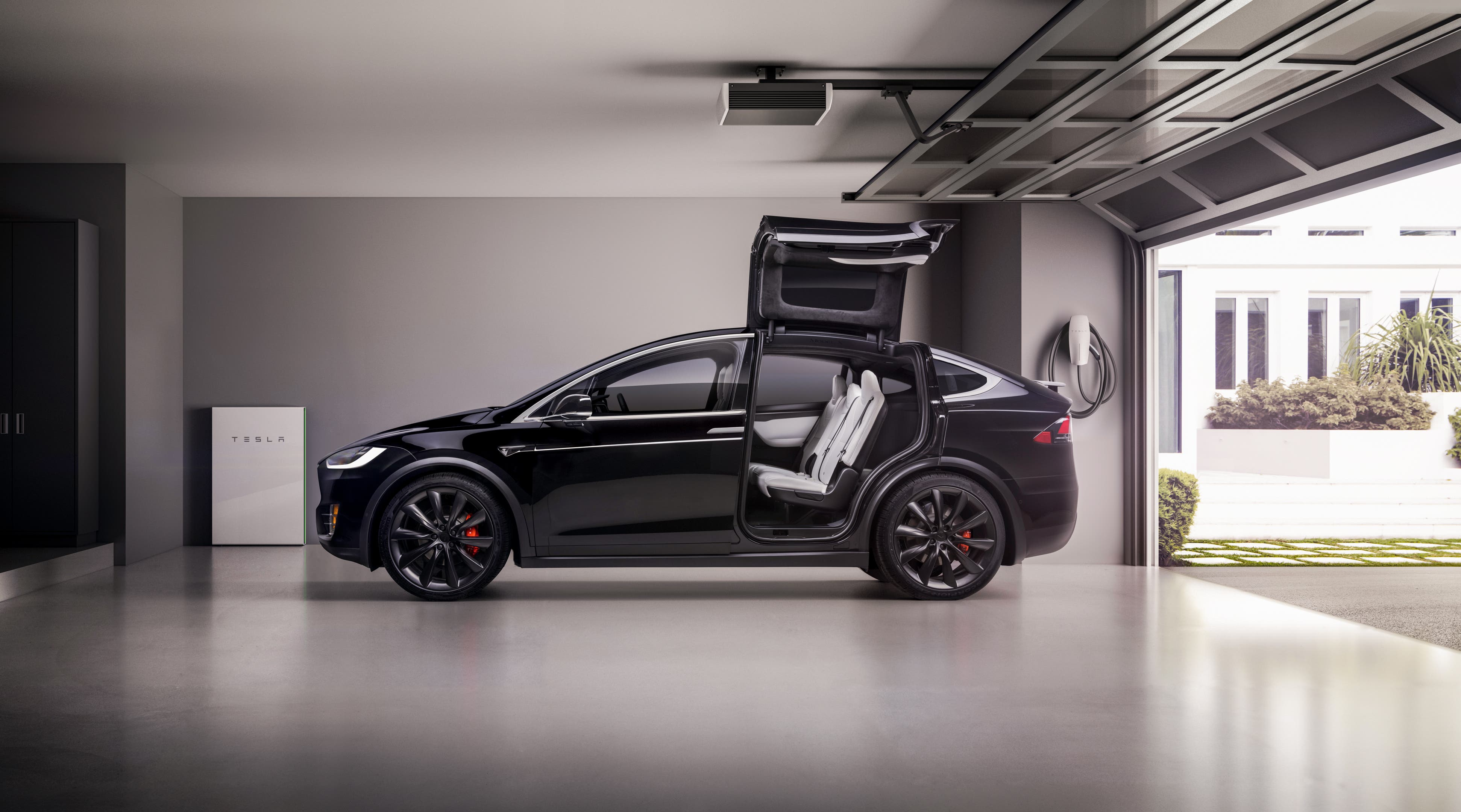 This White Glove Charger Installation Service Helps New Tesla Owners To Get Their Charging Station Planned Out Permitted And Installed At Home