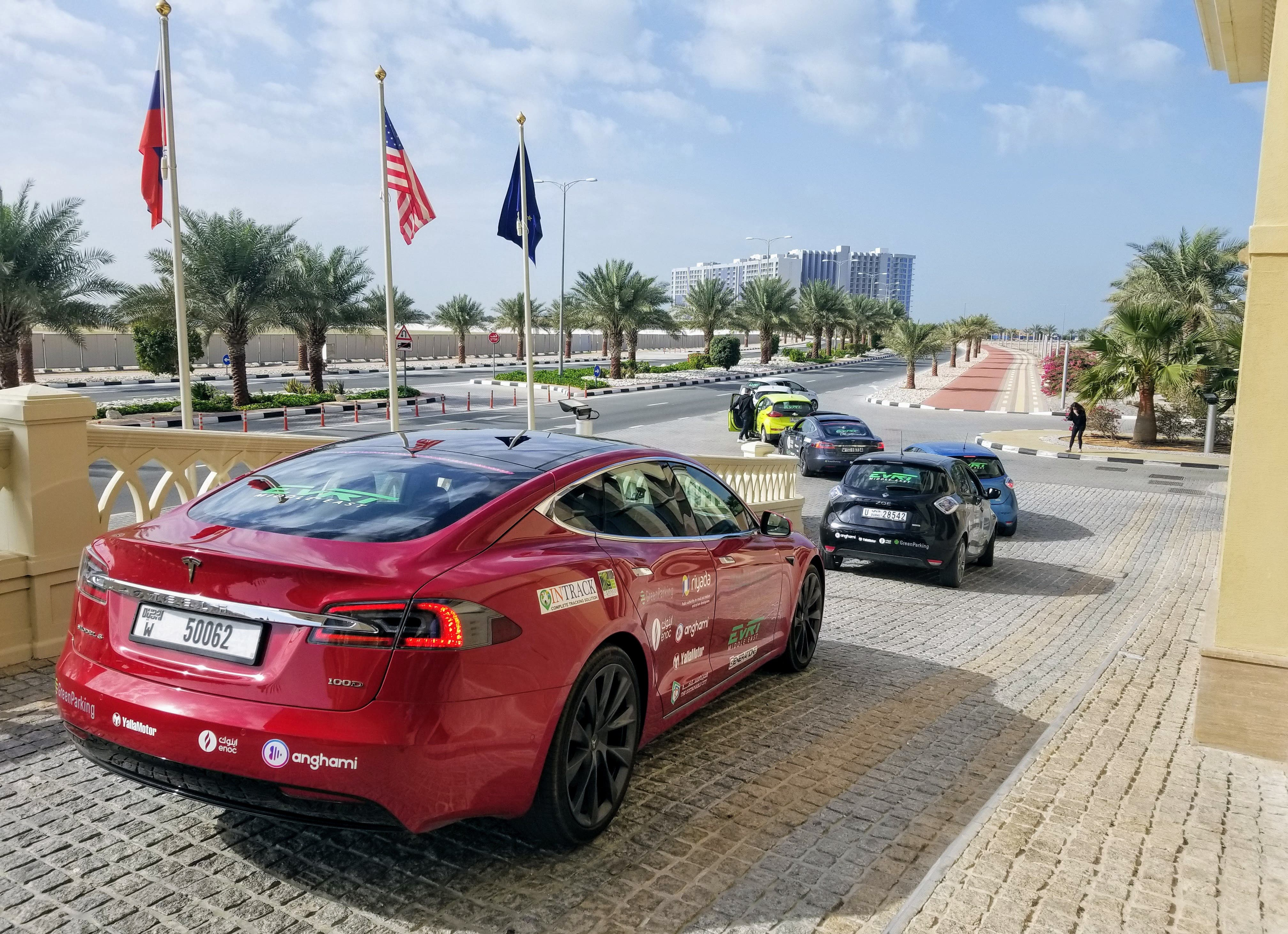 14e86af68c The 2019 Electric Vehicle Road Trip Charges Into The Middle East —  CleanTechnica Exclusive