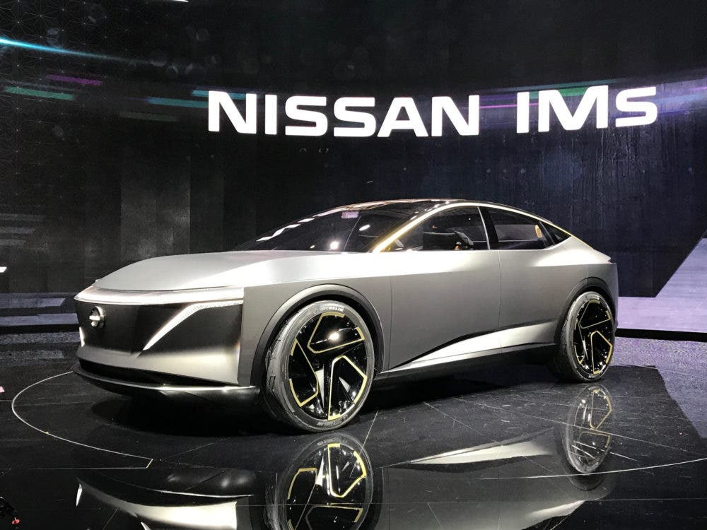 Nissan Is Trying To Do Something Diffe With The All Electric Ims Concept That It Just Unveiled At 2019 Detroit Auto Show