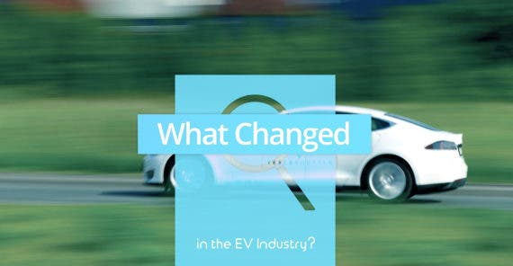 QnA VBage What Changed In The EV Industry In 2018?