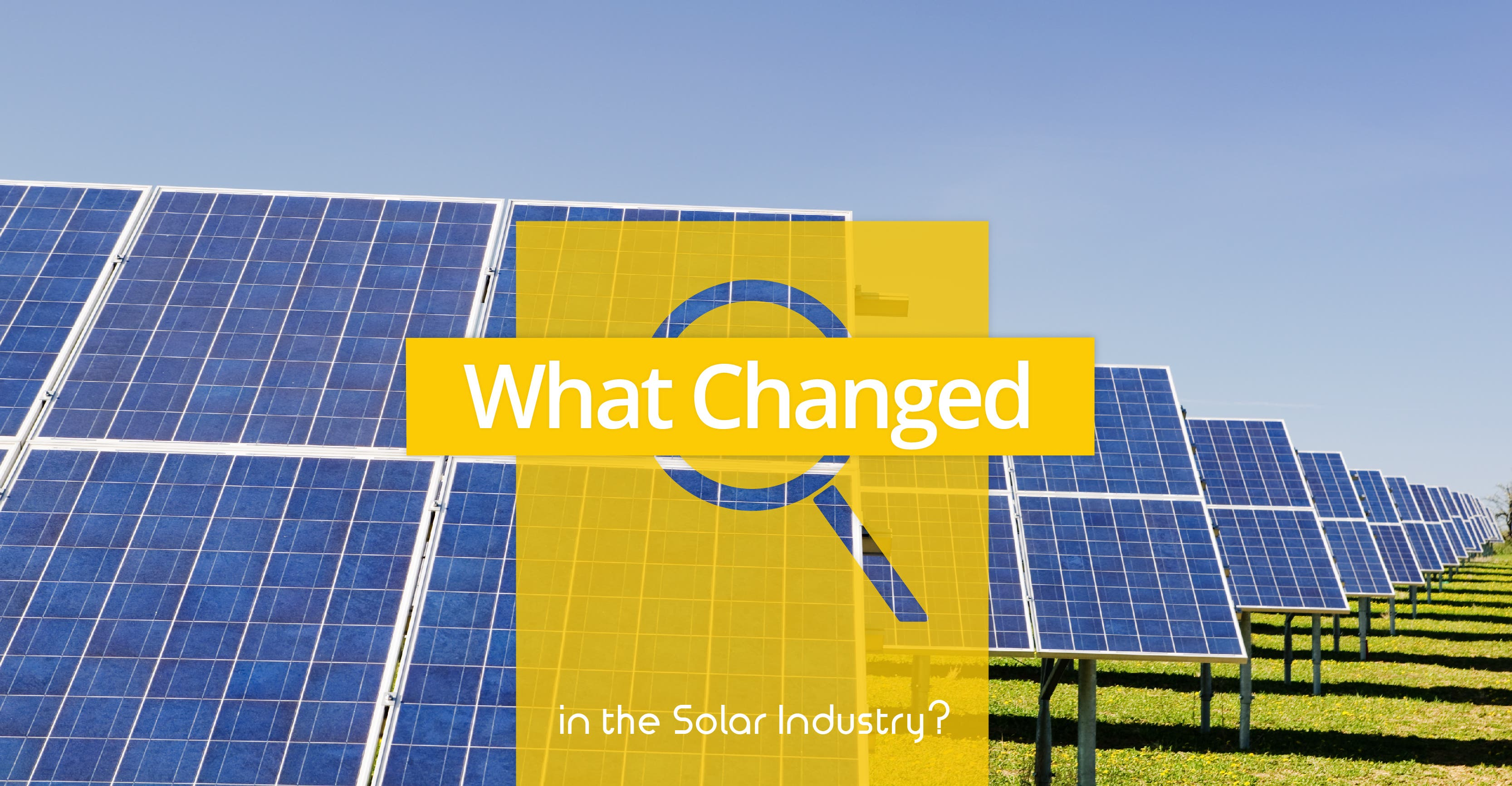 What Changed In The Solar & Energy Storage Industries In 2018 ...