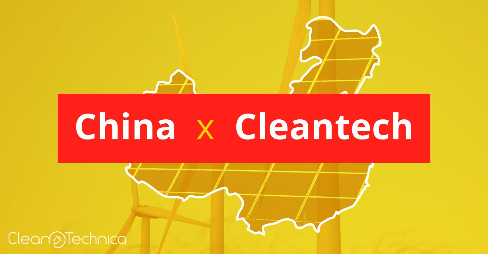 China x Cleantech