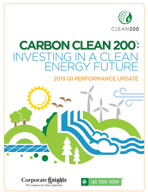 Carbon Clean 200: The Companies Leading us to a Clean Energy