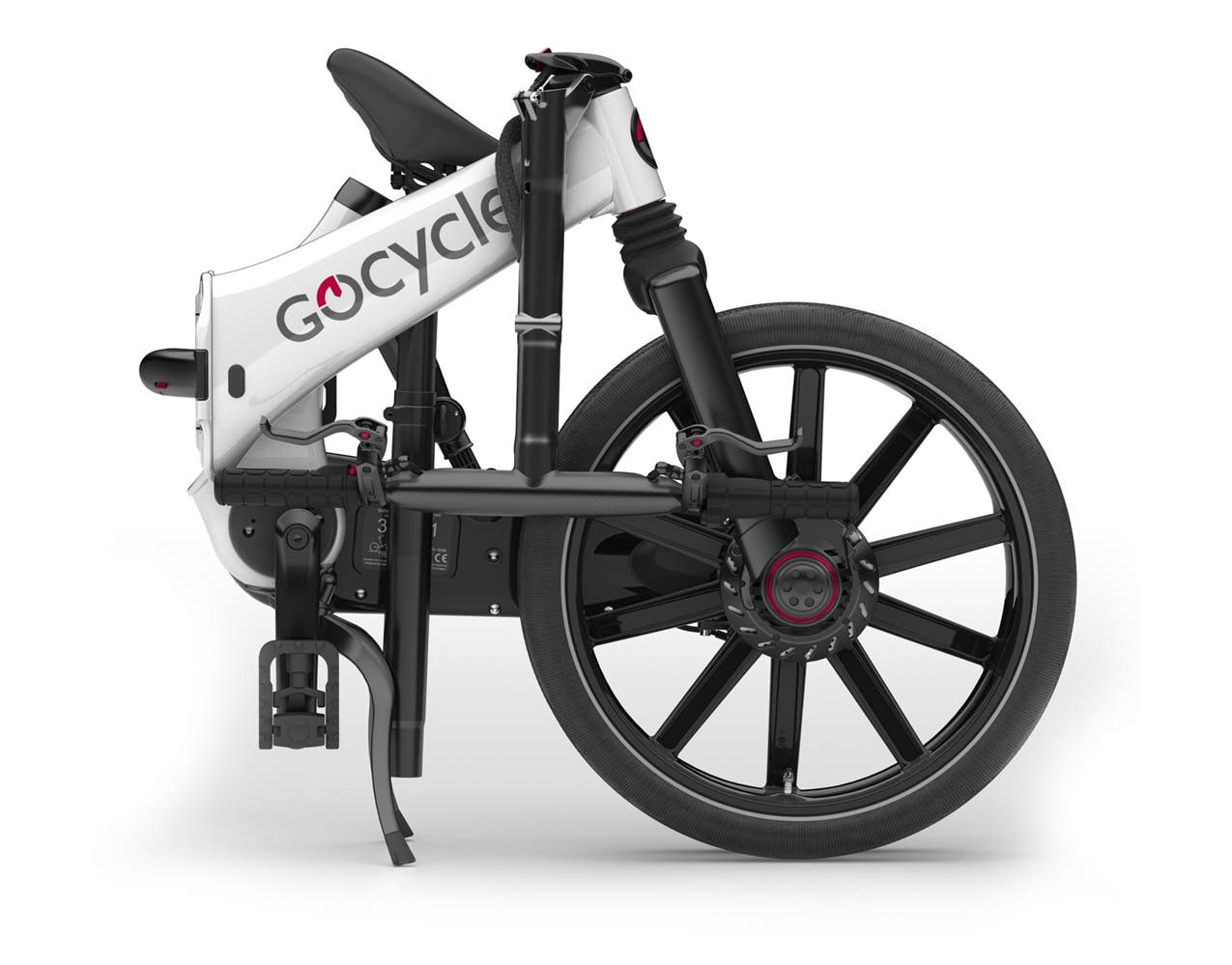 The Gocycle GX Is The Ultimate Lightweight Folding eBike