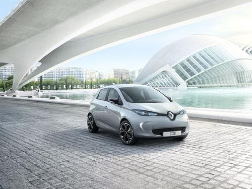 photo of New Renault Electric ZOE S Edition Offers Better Features image
