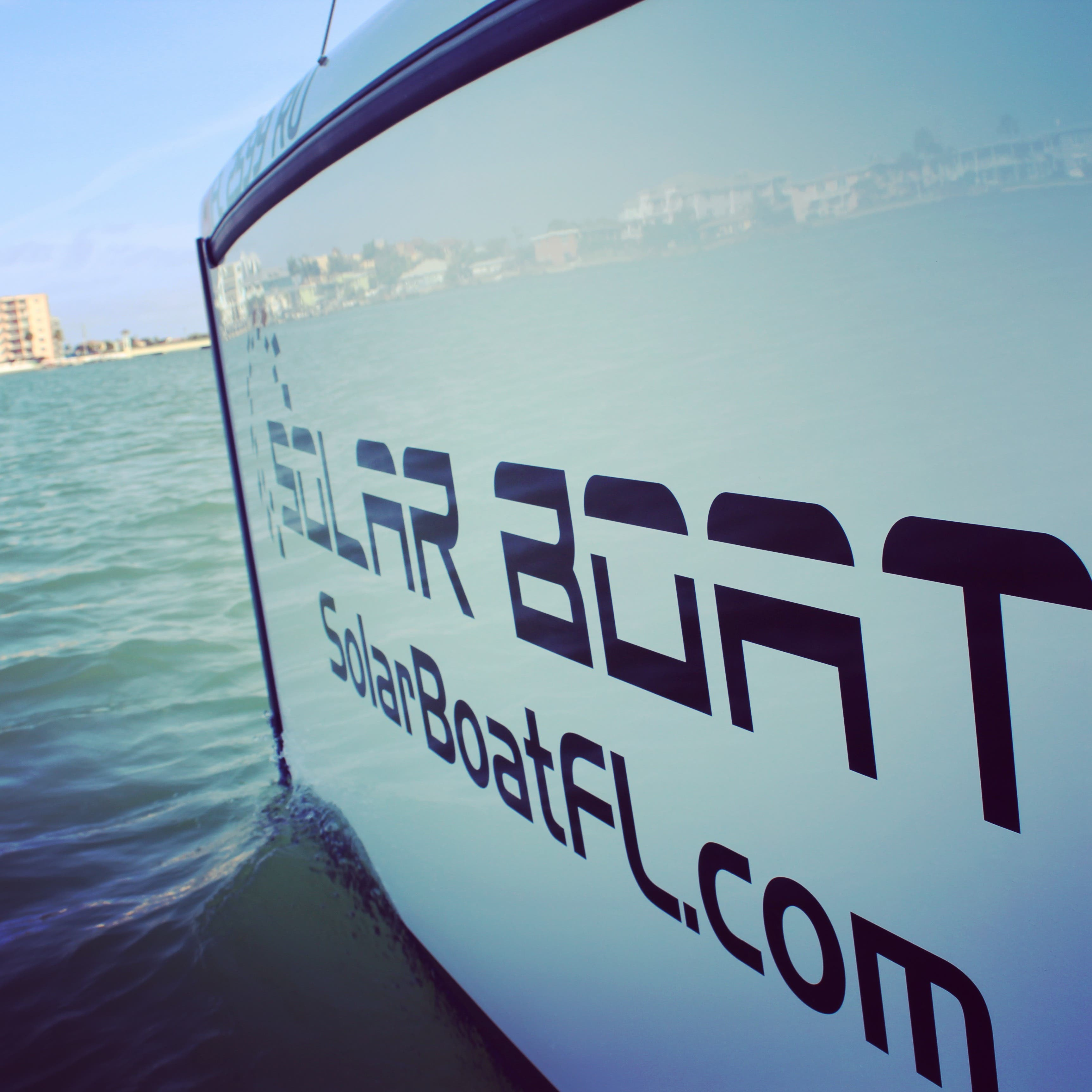 Solar Electric Boat Arrives In Florida On Sale For 53 000
