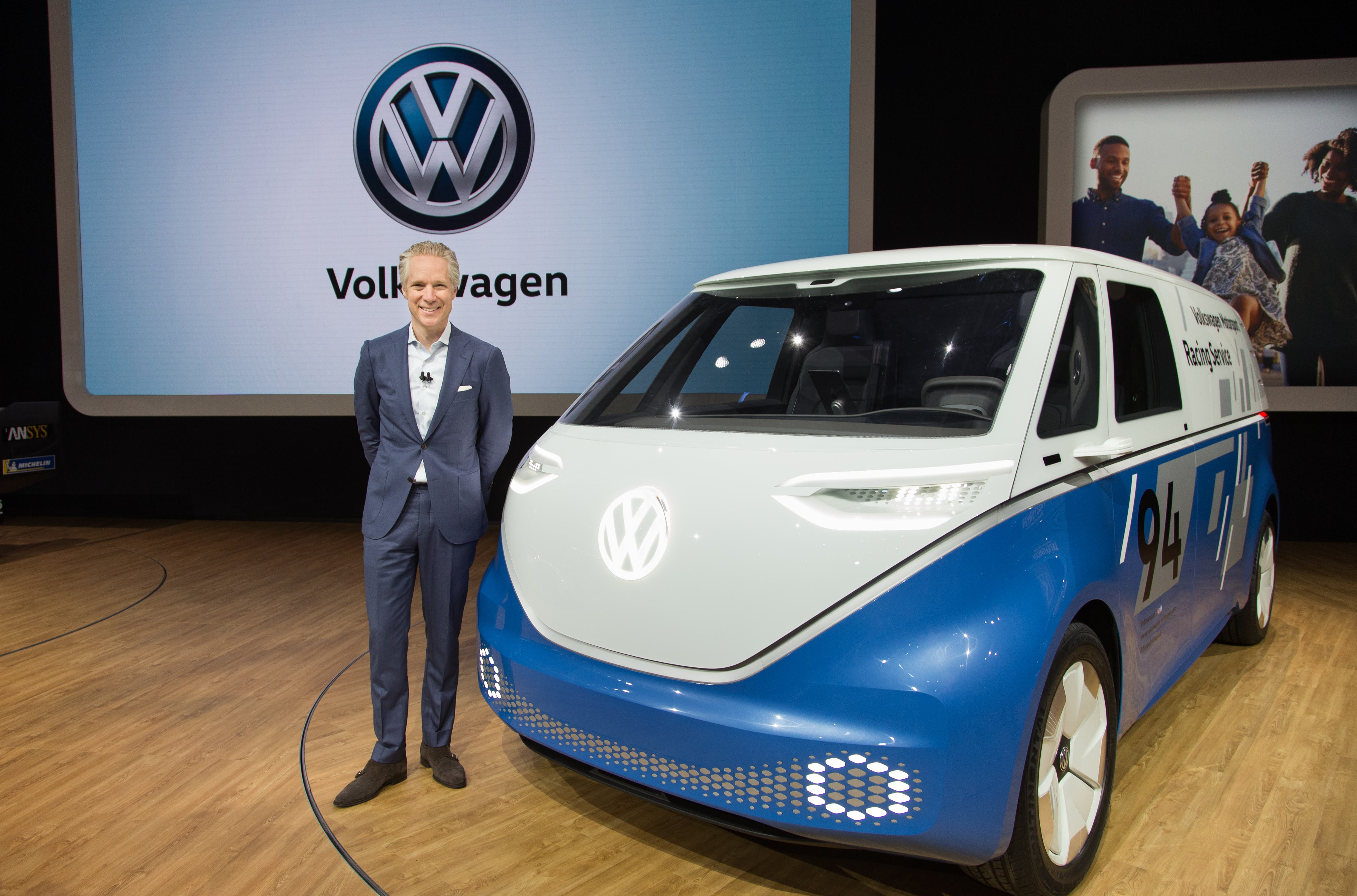 The First Id Branded Electric Car From Volkswagen Is Due To Roll Off Embly Line In Zwickau Germany Later This Year An Effort Burnish Its