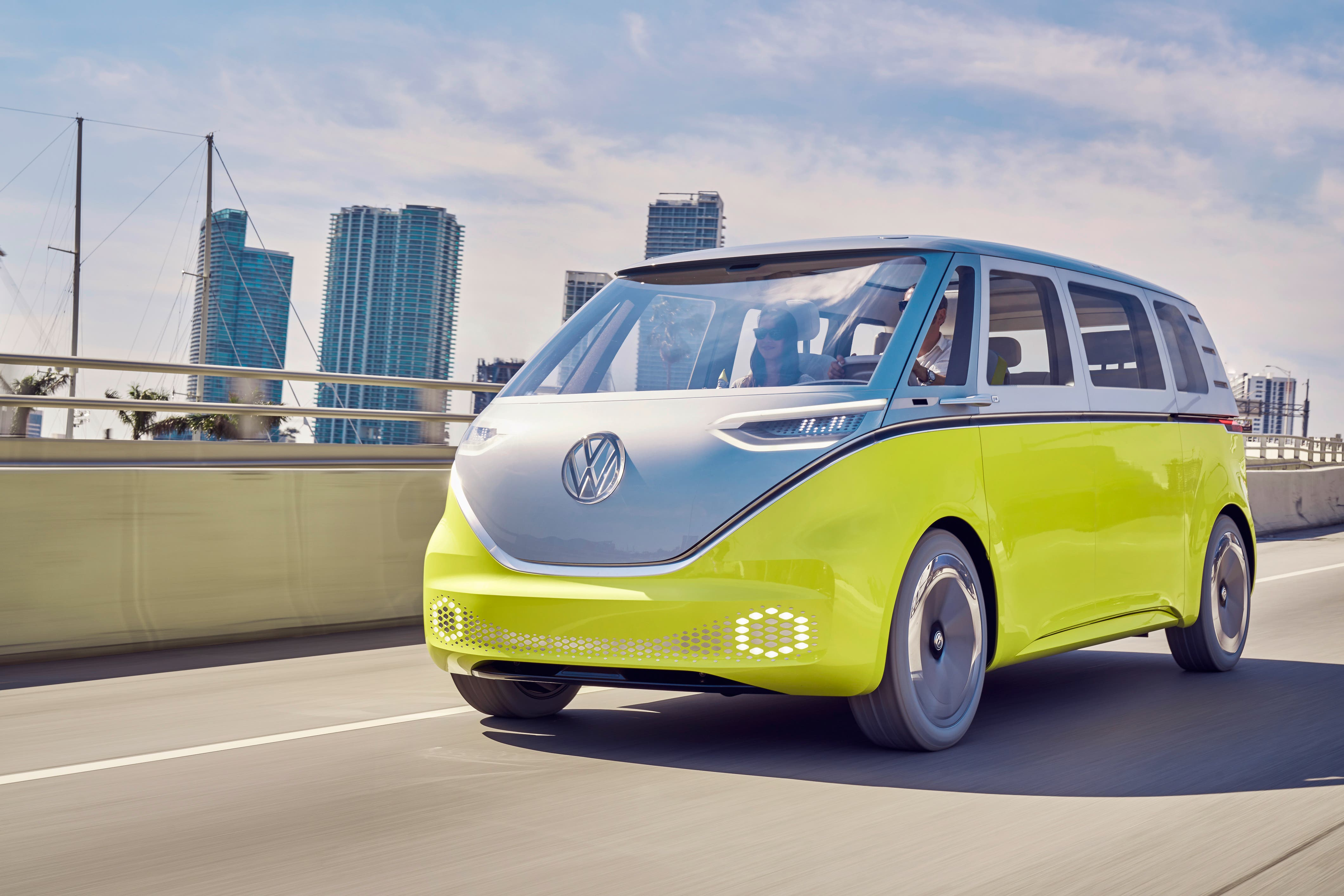 At A Media Event In Dresden On February 15 Senger Head Of The Electric Car Effort For Volkswagen Group Said His Company Now Expects To Produce