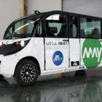 "VW Settlement Funds Support The ""Little Roady"" Autonomous Shuttle"