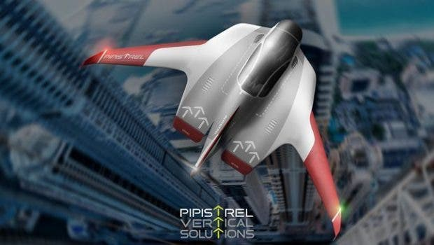 Pipistrel & Honeywell eVTOL