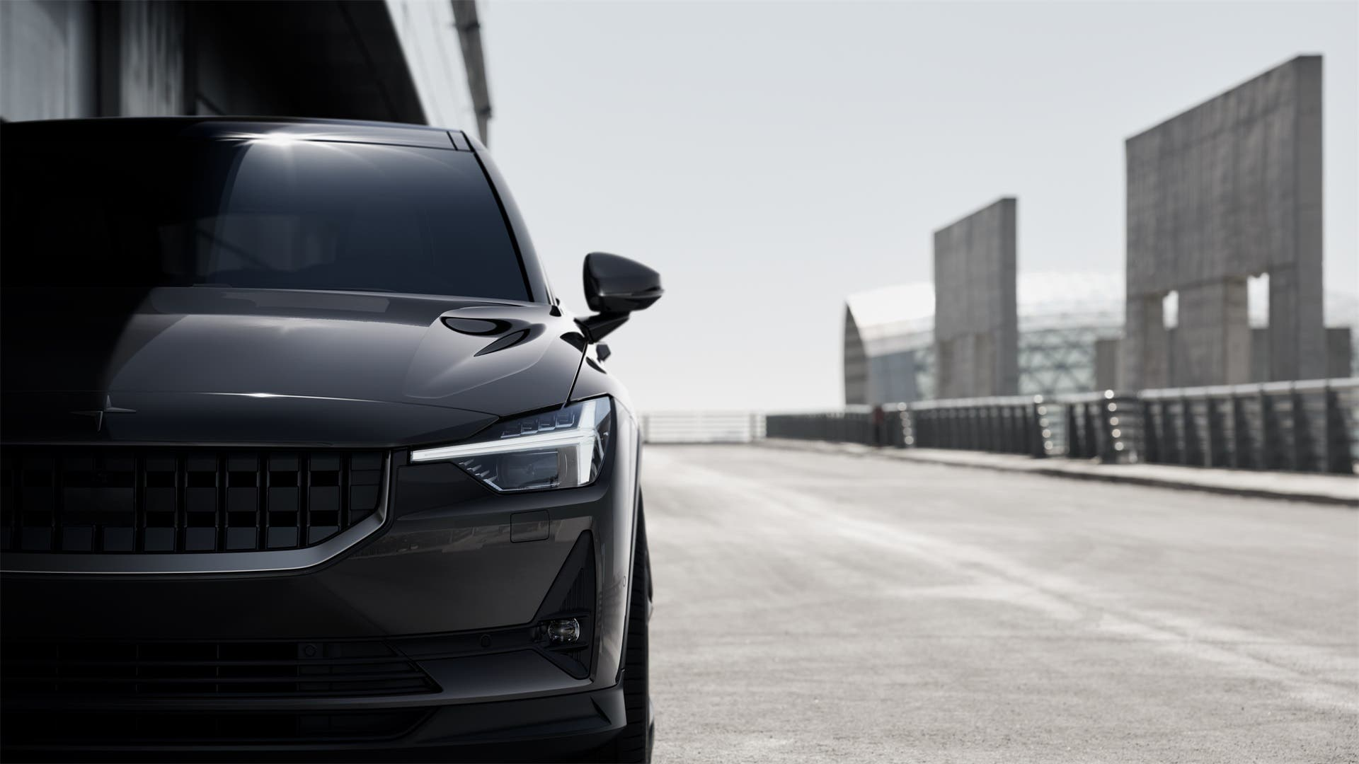 ebf3362da7b4fc The Polestar 2 Will Bring Electric Luxury   Performance In 2020 ...